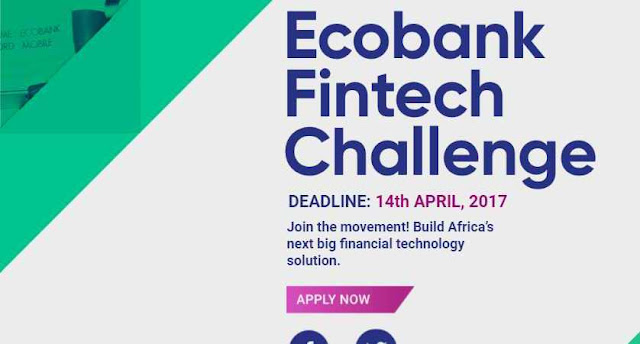 Ecbank ksh50million fintech challenge 2017