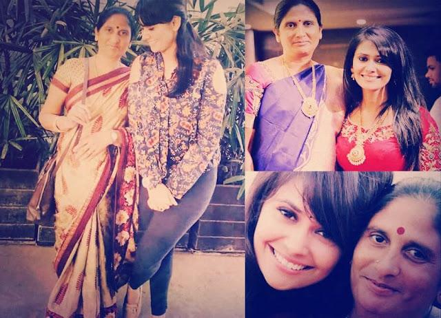 actress kavya gowda parents,actress kavya gowda mother,actress kavya gowda family,kavya gowda parents,kavya gowda family,kavya gowda mother