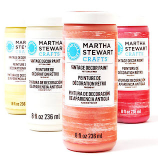 Martha Stewart Vintage Decor Paint