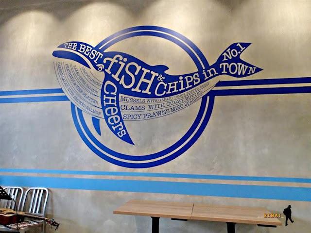Fish & Co. di Summarecon Mall Bekasi