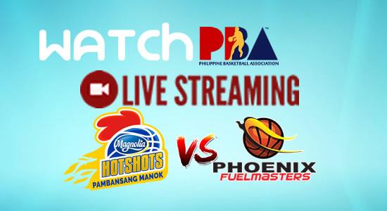 Livestream List: Magnolia vs Phoenix game live streaming January 20, 2018 PBA Philippine Cup