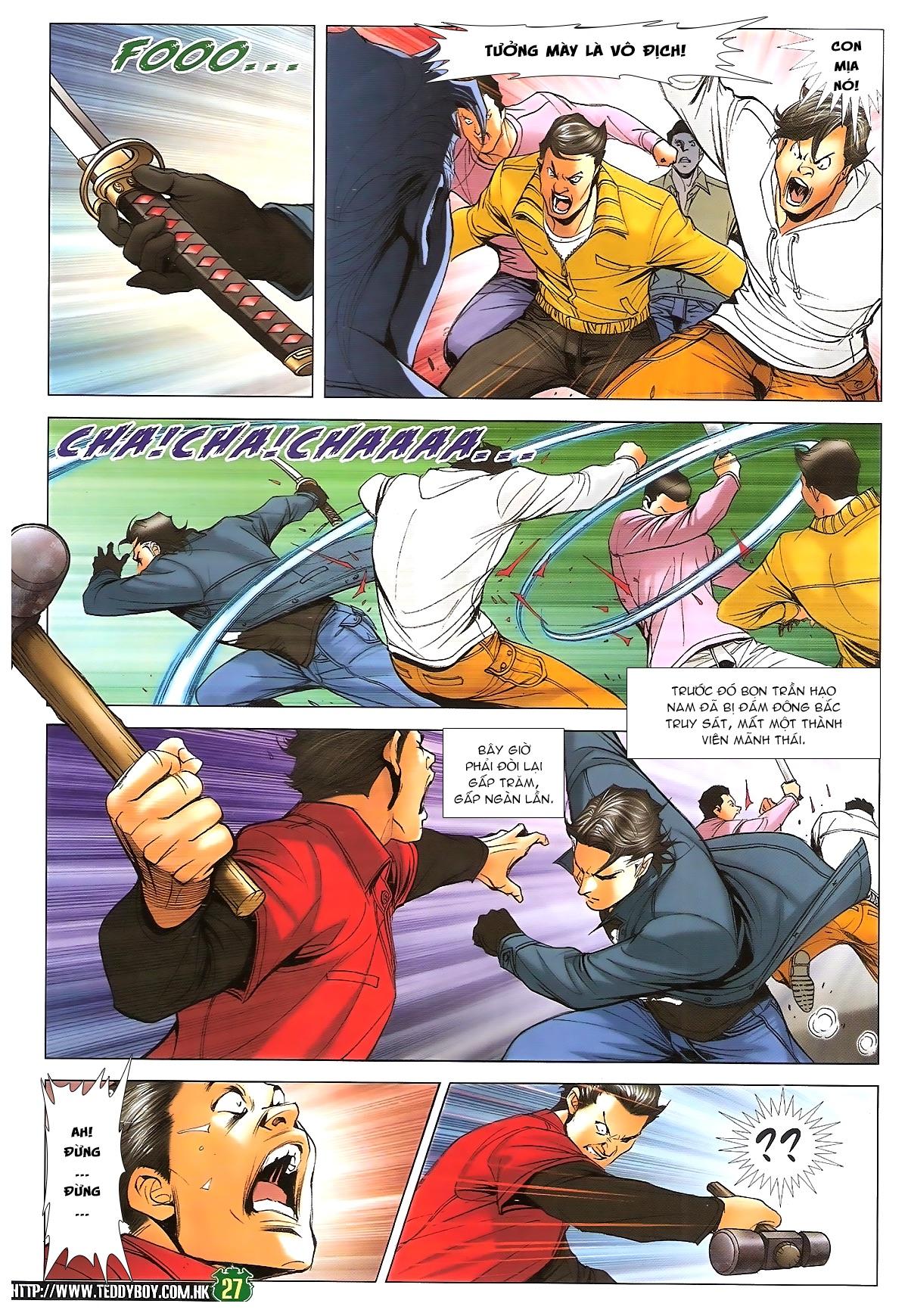 Người Trong Giang Hồ - Ngũ Hổ qui thiên - Chapter 1698: Tận địa nhất bảo - Pic 26