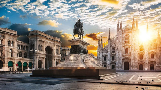 Quantos dias ficar em Milão