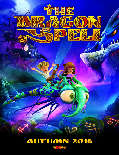 Ver The Dragon Spell (2016) Online
