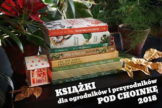 książki ogrodnicze
