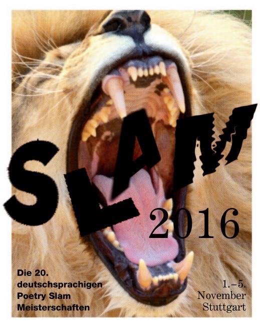 SLAM2016 - GET TICKETS! (klick auf das Bild)
