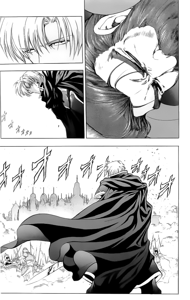 Fire Emblem - Hasha no Tsurugi chap 030 trang 28