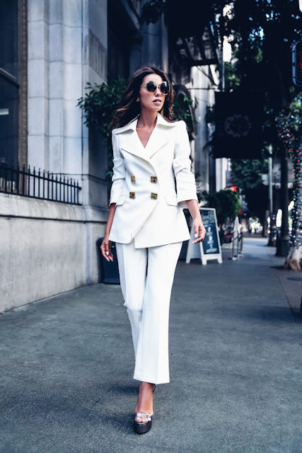 14 Modern Ideas On How to Style Your Pantsuits Fashionably