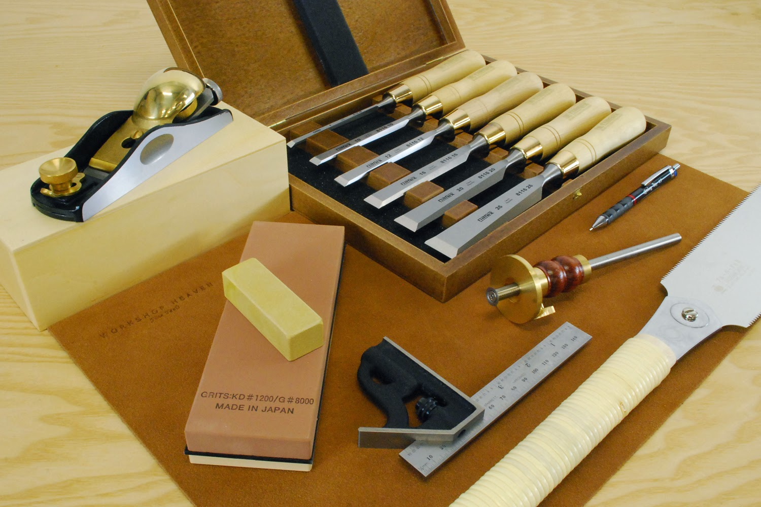 Matthew S Blog At Workshop Heaven A Tool Kit For Fine Woodworking