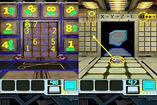 100 Doors Aliens Space Level 46 47 48 49 50 Walkthrough