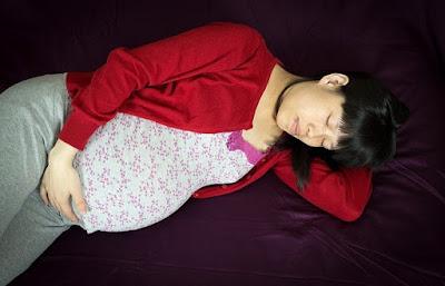 stess dapat mengganggu kehamilan