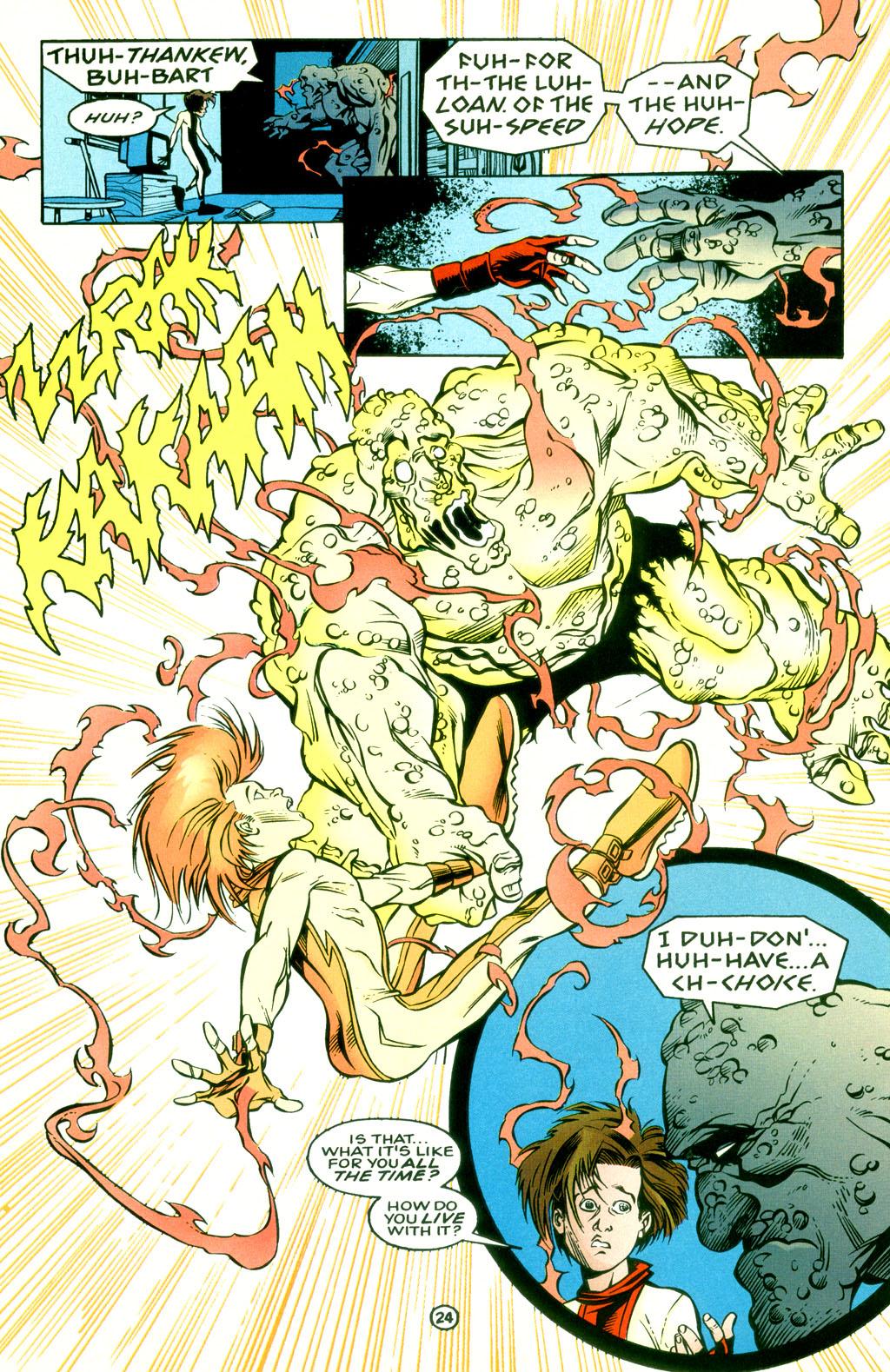 Read online Impulse Plus comic -  Issue # Full - 23