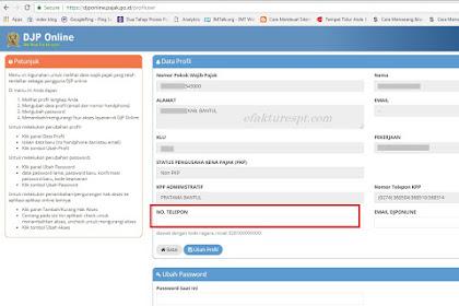 Tidak Bisa e-Filing, e-Filing DJP Online Tidak Respon