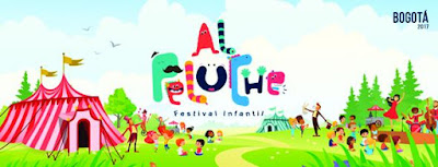 Festival Infantil: AL PELUCHE 2017 Poster