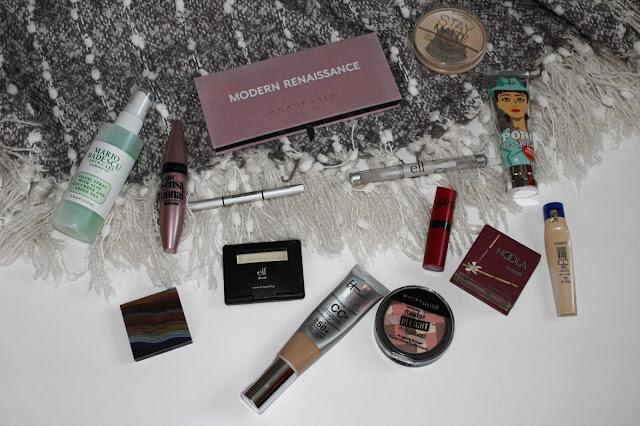 Streamline you summer makeup bag