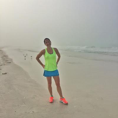 Big Sur Marathon Training Week 7
