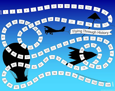 photo about Printable Board Games Pdf named Relentlessly Pleasurable, Deceptively Instructive: Historical past of Flight