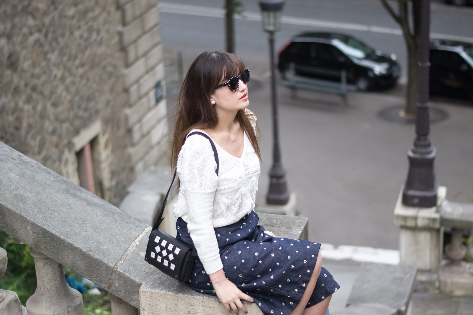 Parisian fashion blog, meetmeinparee, style, look, fashion, chic parisian style, manoush,look