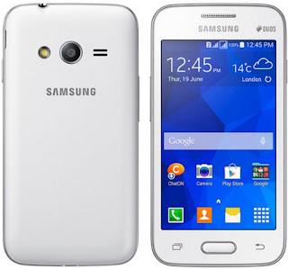 hp layar 4 inci Galaxy V Plus dibawah 1 juta