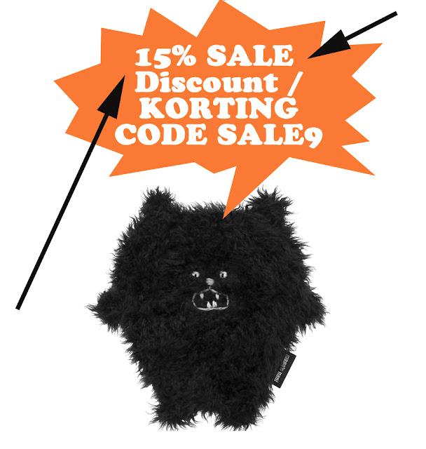 knuffels sale korting