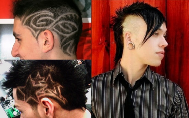 Hairstyle Men