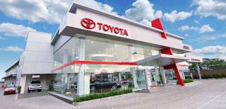 Dealer Toyota Kapuk – dealer daerah Jakarta barat yang dapat anda kunjungi