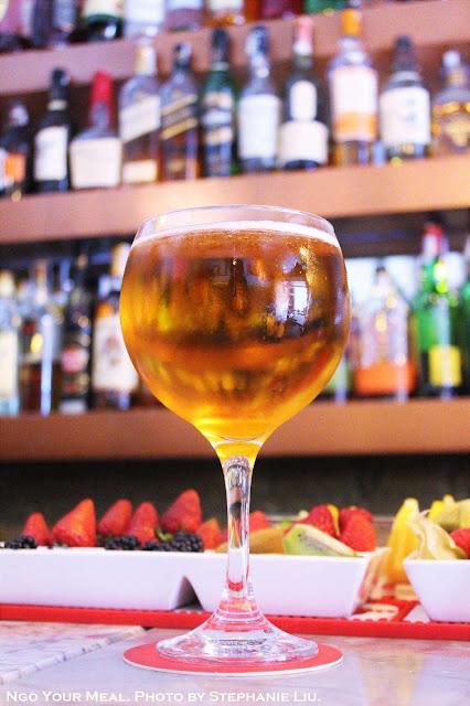 Estrella Damm Beer at Cera 23 in Barcelona