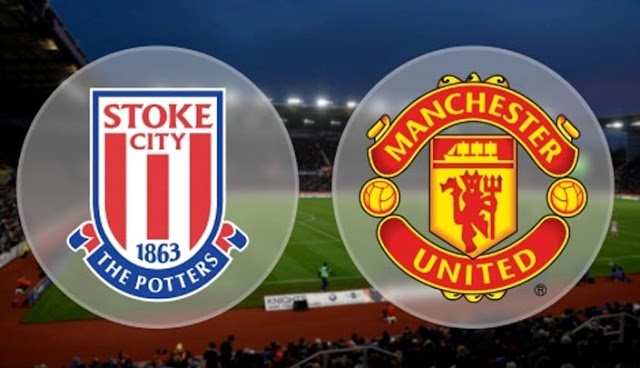 Prediksi Stoke City vs Manchester United Sabtu 21 Januari 2017