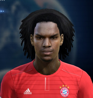 Face Renato Sanches 2016 Pes 2013 By Vicen