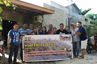 Aliansi Masyarakat Adat Nusantara Gandeng IWAS