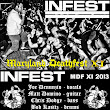 INFEST - live @ maryland deathfest,baltimore sound stage-MD may 25, 2013 (CA)