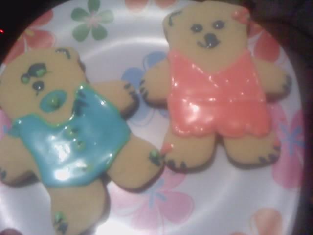 Entre Cupcakes Y Sueños Galletas Decoradas Receta Vainilla