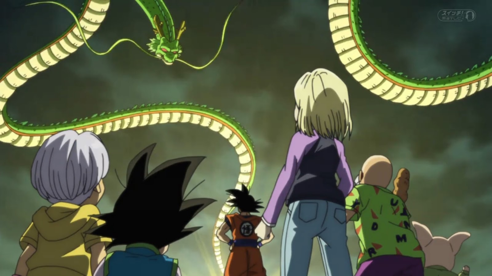 Dragon Ball Super – Episódio 68