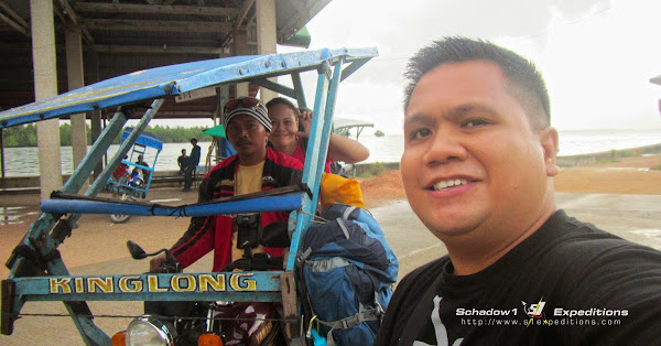 Hinatuan Terminal - Habal-Habal - Schadow1 Expeditions