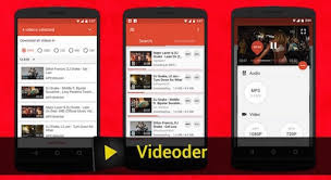تنزيل تطبيق Videoder Android YouTube Downloader لتحميل الفيديوهات للاندرويد اخر اصدار مجانا