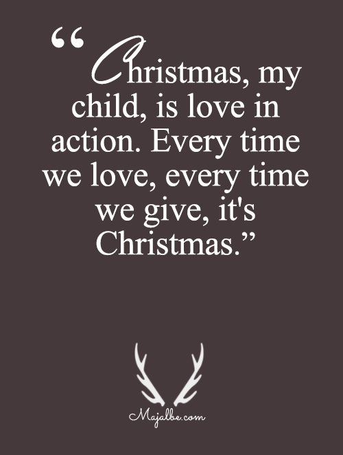 Everyday Christmas