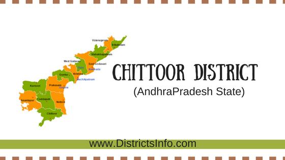 Chittoor district Mandals Lists in Rayalaseema - AndhraPradesh State
