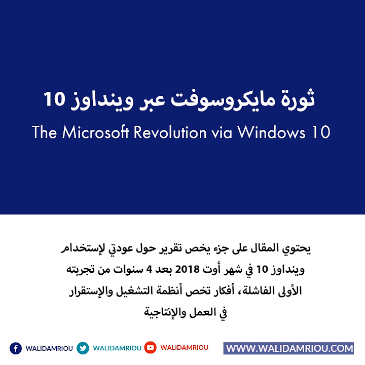 10 The Microsoft Revolution Via Windows