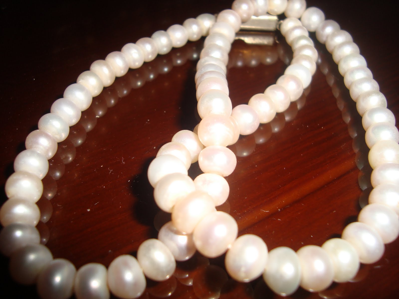 Pearls & Beliefs | Sand in the Wind