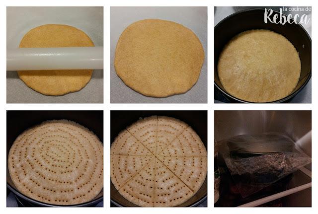 Receta de galletas shortbread (petticoat tails) 02