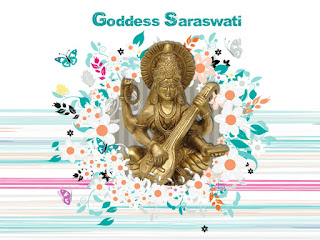 saraswati ji ka picture