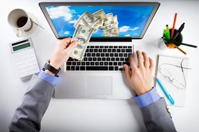 Manajemen Kerja Bisnis Rumahan Online