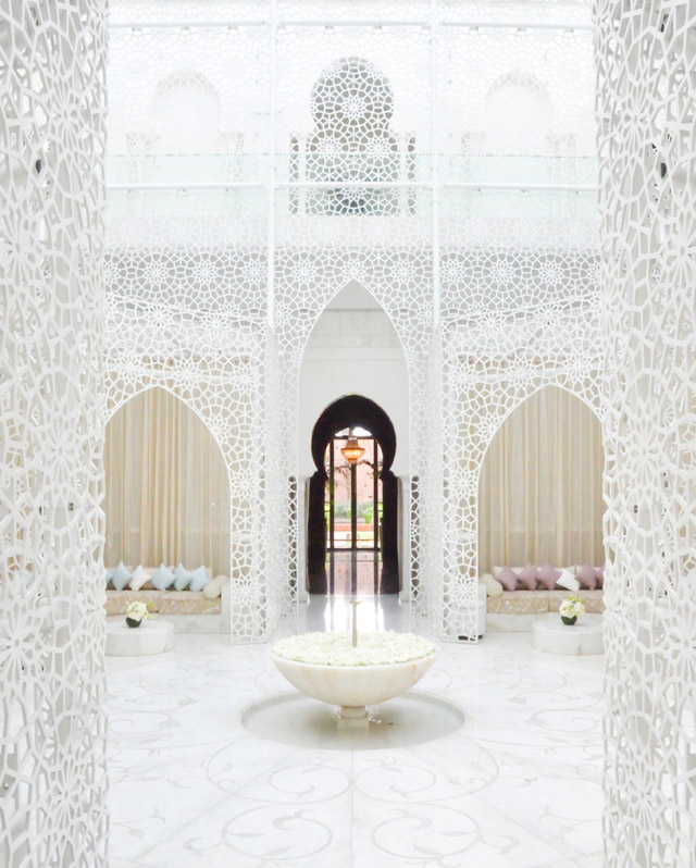 The Royal Mansour, Marrakesh
