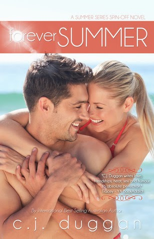 Forever Summer by C.J. Duggan
