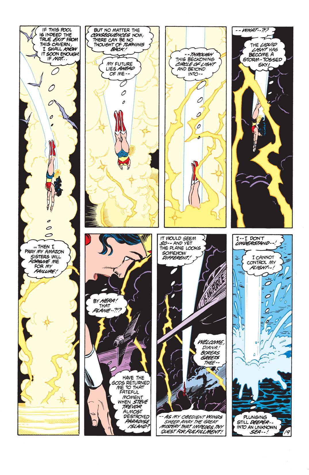 Read online Wonder Woman (1987) comic -  Issue #11 - 19