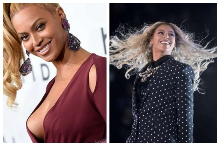Beyonce takes over British clothing brand