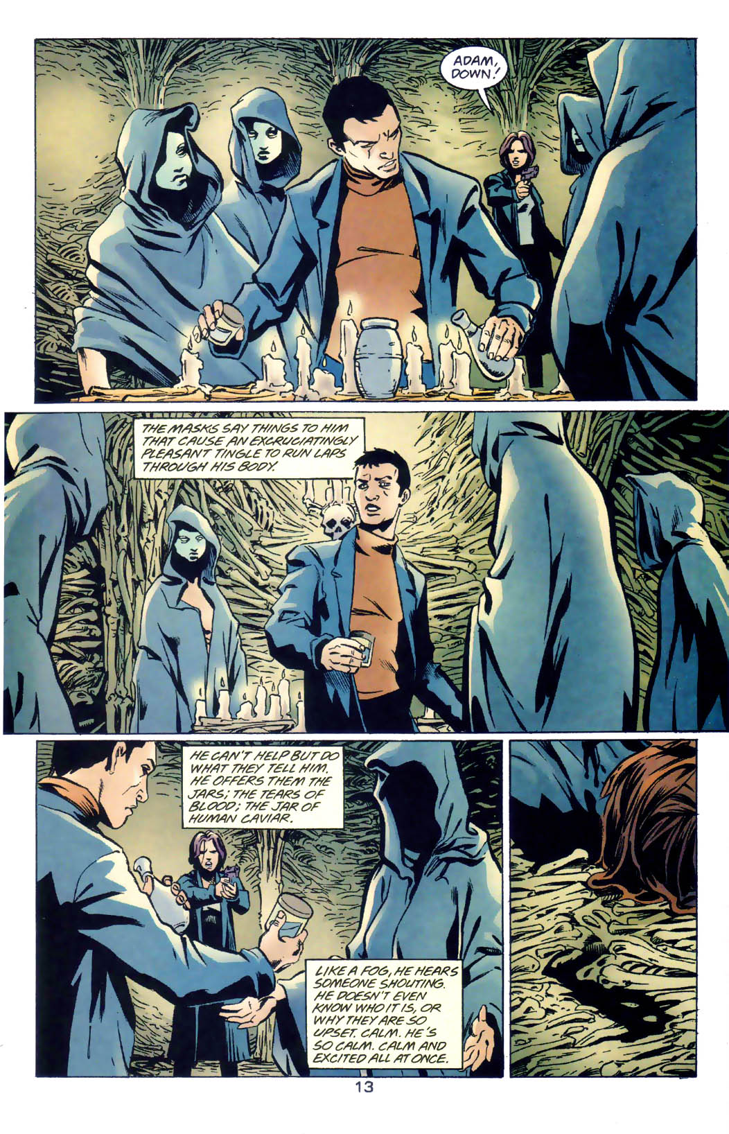 Read online Midnight, Mass comic -  Issue #5 - 14