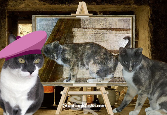 Clear the Shelters Day Art