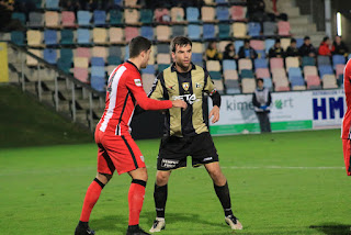 Barakaldo CF vs Bilbao Athletic