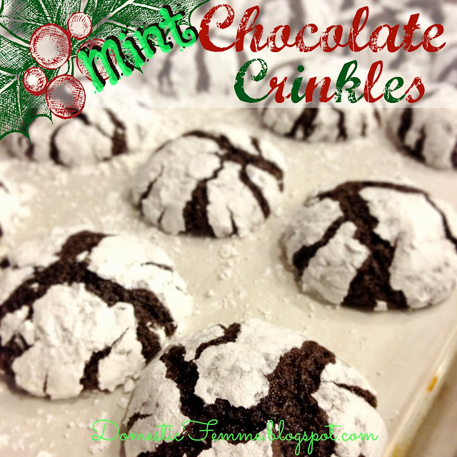 Cookie Perfection: Chocolate Crinkles #Cookies #Dark #Recipe #Recipes #Swap #Swaps #Exchange #Exchanges #Brownie #Brownies #Devil #Devils #Food #Christmas #Thanksgiving #Baking #Holiday #Holidays #From #Scratch #With #Thin #ThinMint #ThinMints #Mint #Mints #Cocoa #Peppermint #Party #Parties #Ideas #For #Kids #Kid #Friendly #Cracked #Crackle #Crackles #Fudge